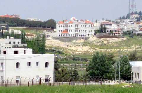 Giordania: la capitale Amman