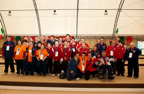 Bocce - Special Olympics