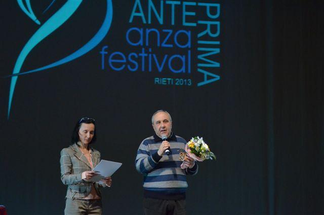 Rieti Danza Festival 2013 - Anteprima