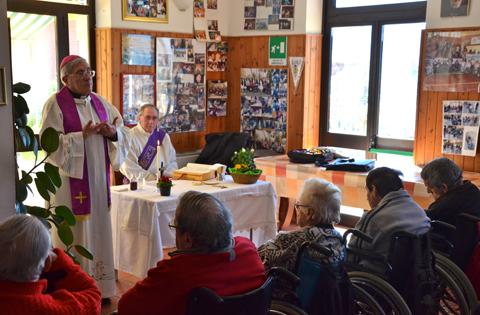 Vescovo Casa Famiglia