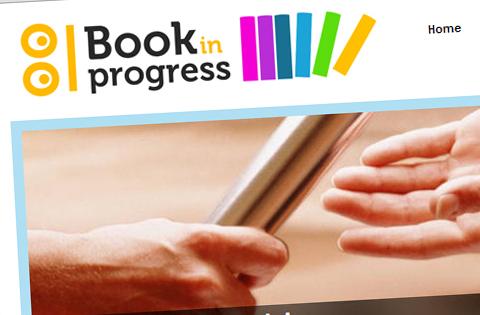 book in progress