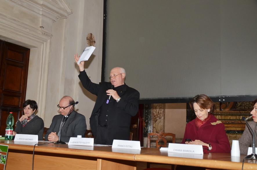 Presentazione Rapporto Caritas sull'Immigrazione