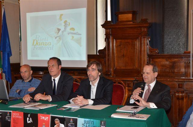 Rieti Danza Festival - Conferenza Stampa