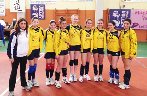 Volley Cittaducale