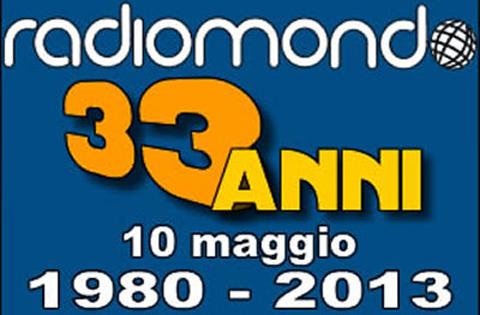 radiomondo 33 anni