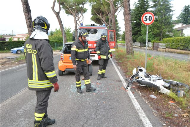 Incidente sulla Terminillese