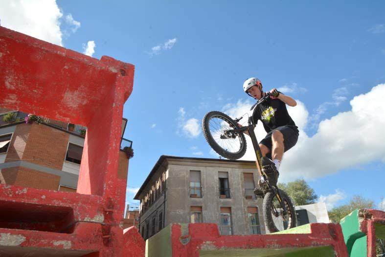 """Campionato nazionale di bike trial """"Trofeo Aldo Formichetti"""""""