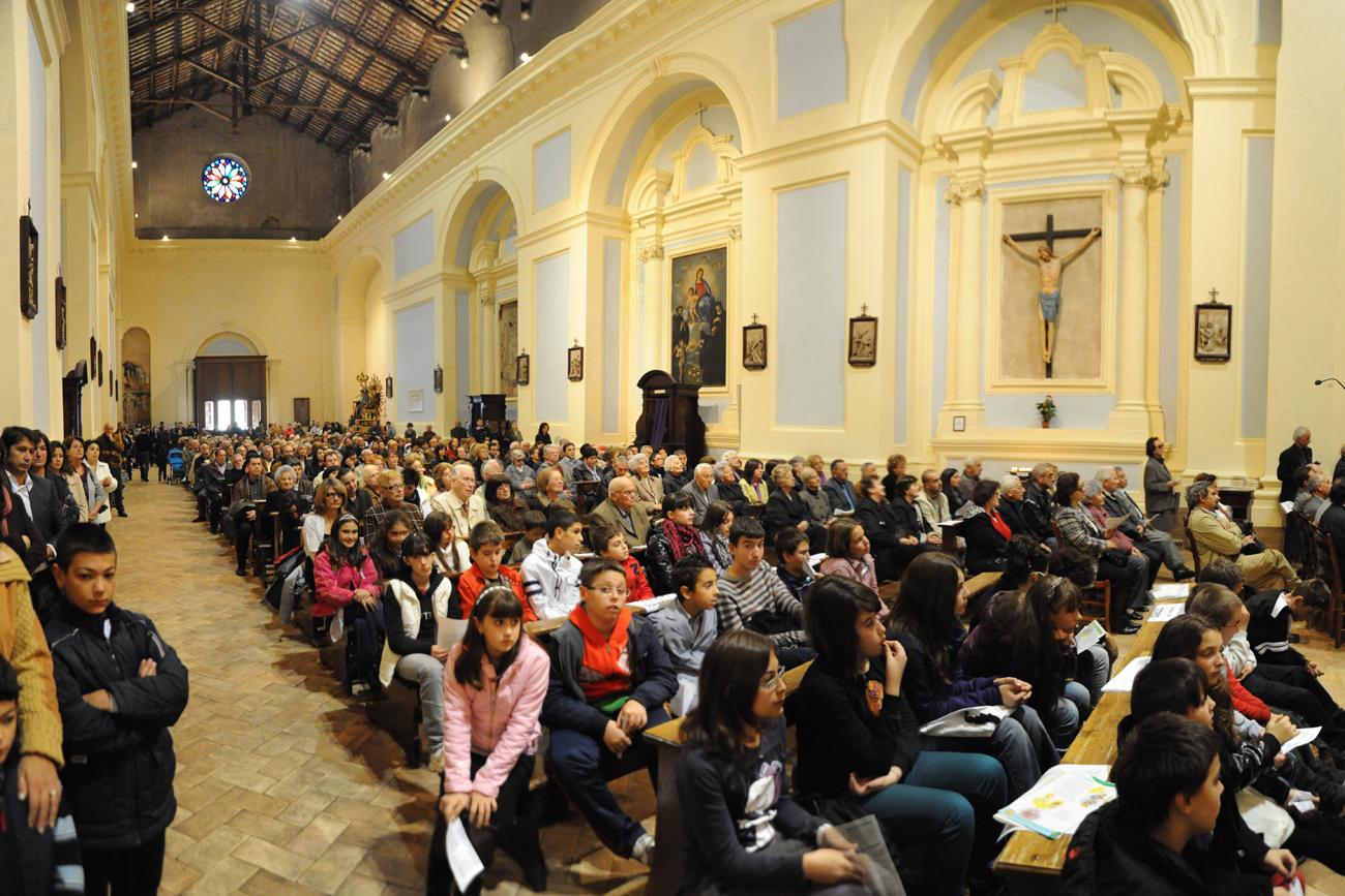 Concerto di beneficenza nella basilica di Sant'Agostino