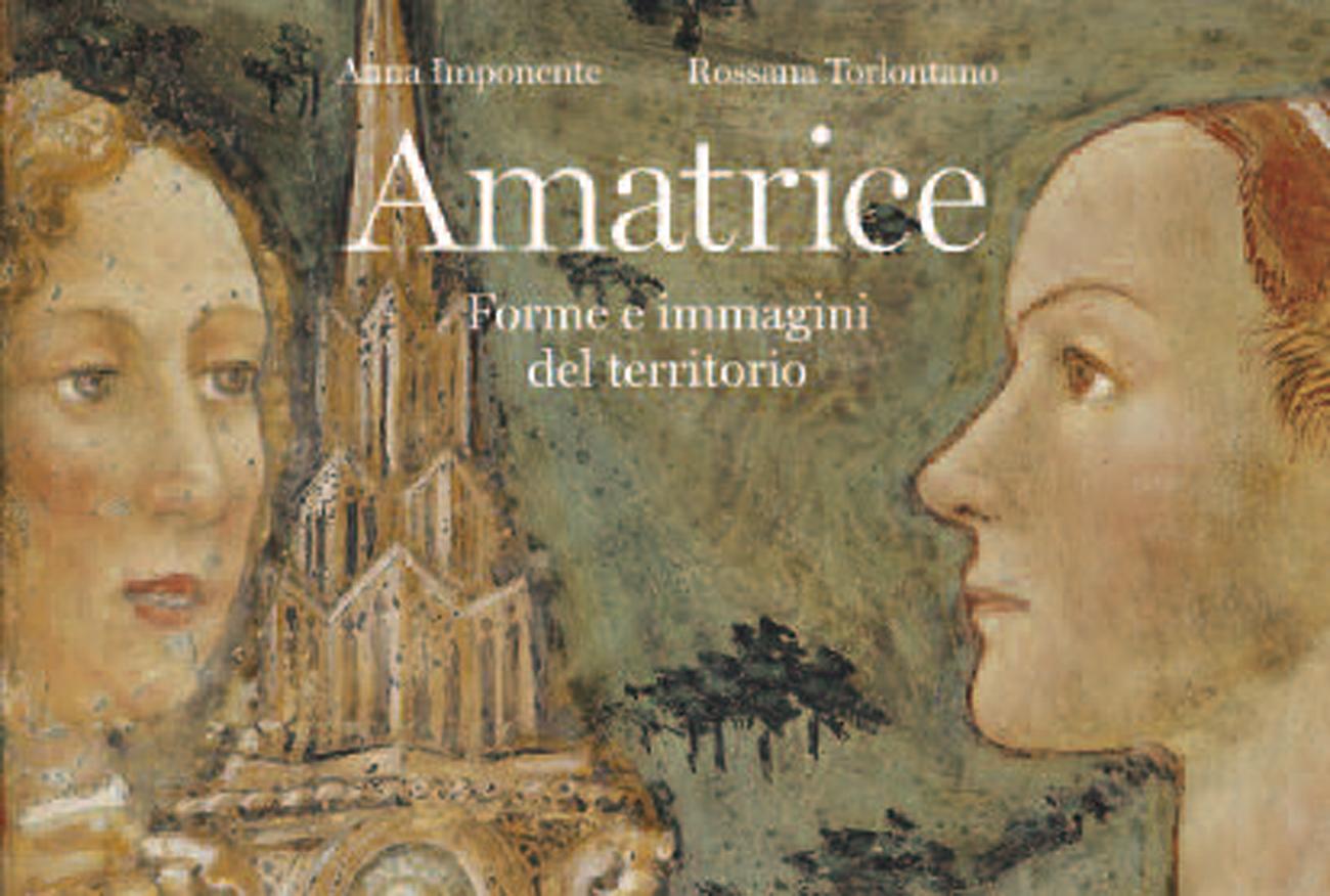 Amatrice in un volume Mondatori Electa finanziato dalla Fondazione Varrone