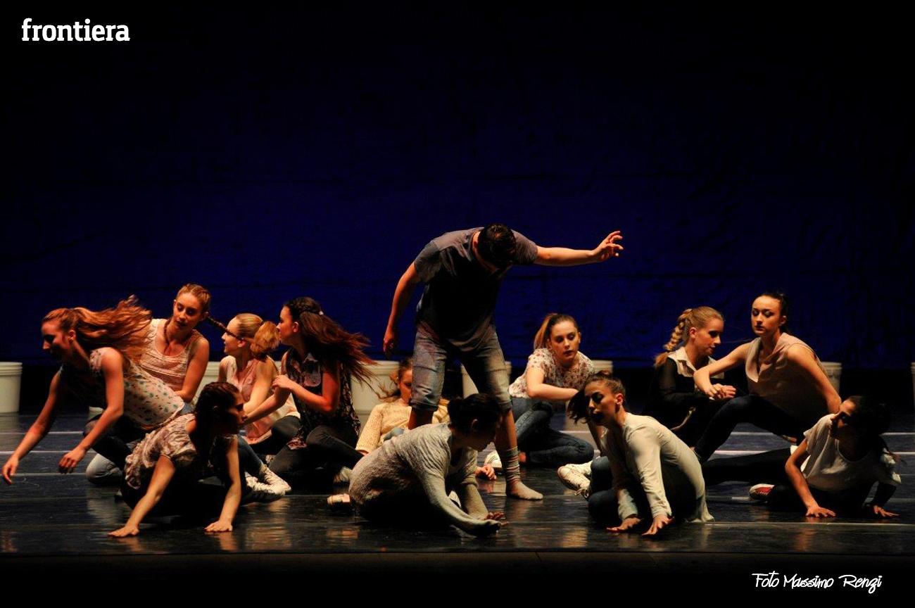 L Insalata Sotto Il Cuscino.Danza L Insalata Sotto Il Cuscino Al Vespasiano