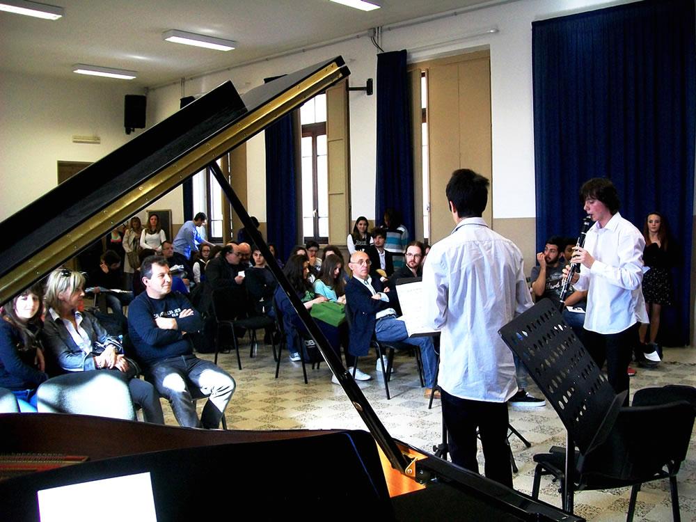 Frasso Musica / Allievi del Conservatorio di Santa Cecilia