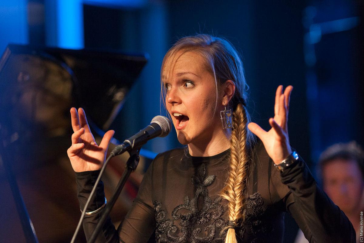 Kadri Voorand Quartet live @ Fara Music Festival