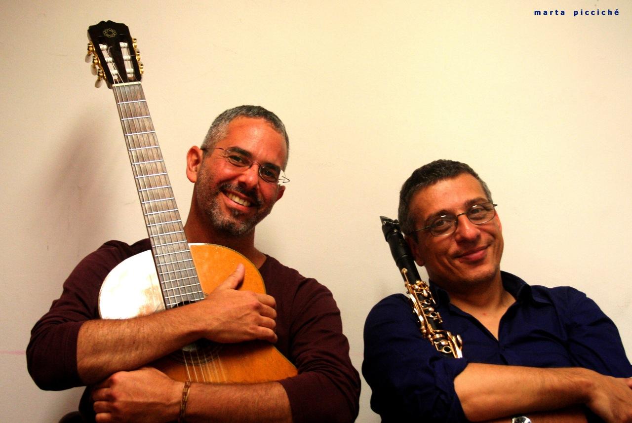 Taufic-Mirabassi feat. Tosca live @ Fara Music Festival