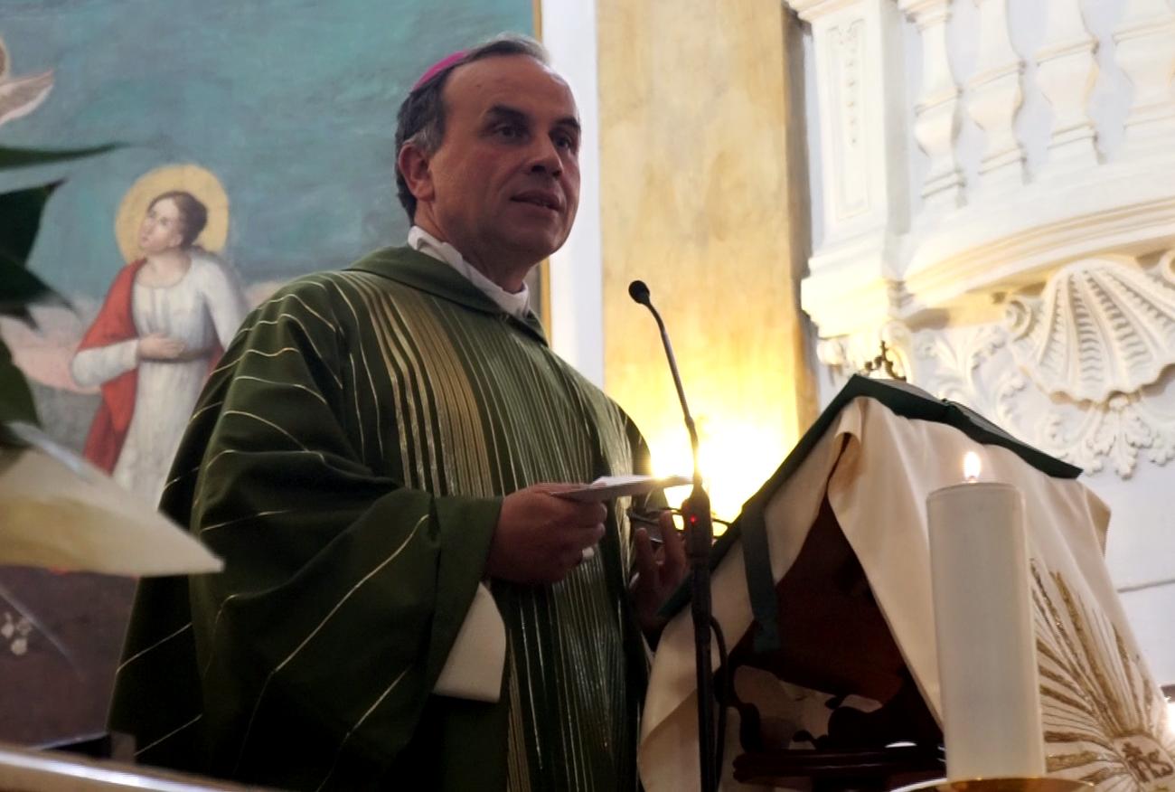Giugno Antoniano, celebrazione eucaristica mons Domenico Pompili