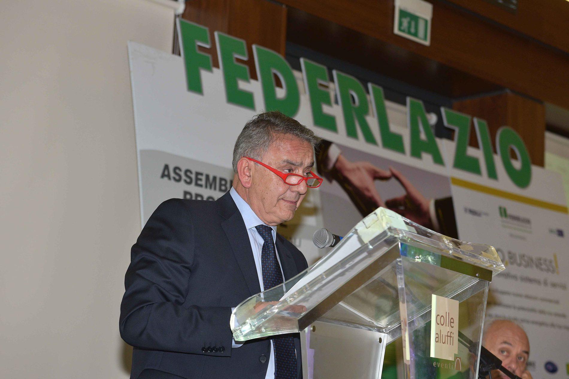 Federlazio Rieti presenta l'indagine congiunturale sulle piccole e medie imprese