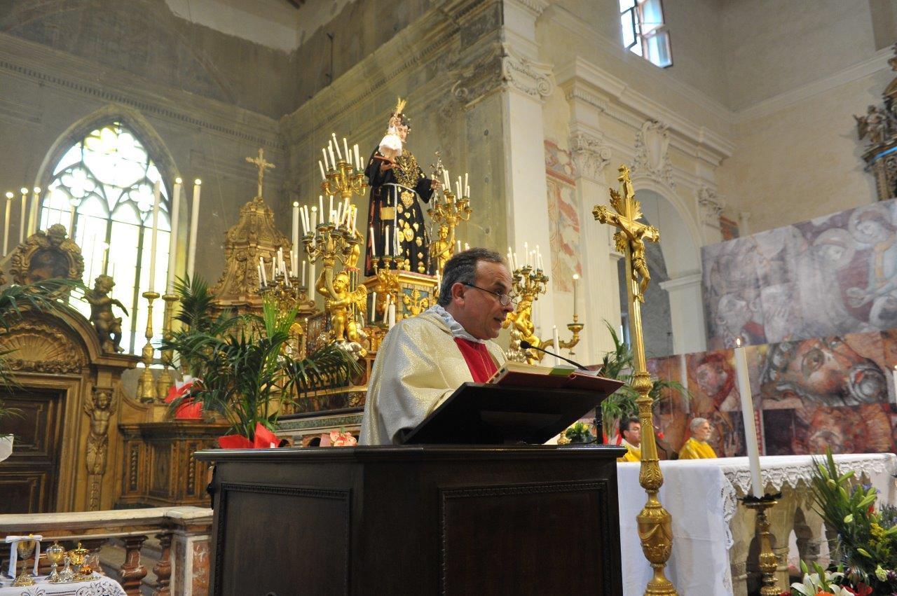 Giugno Antoniano / Celebrazione del vescovo