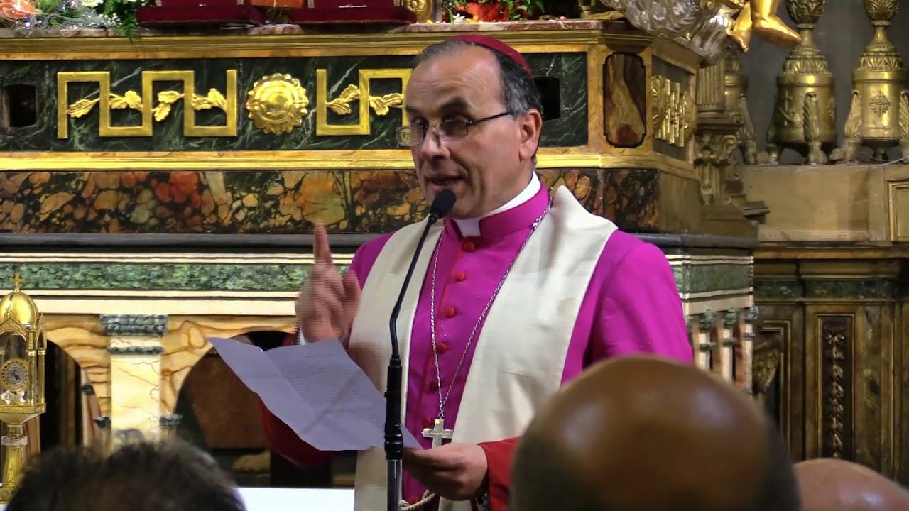Santa Barbara / Discorso alla Città del vescovo Domenico