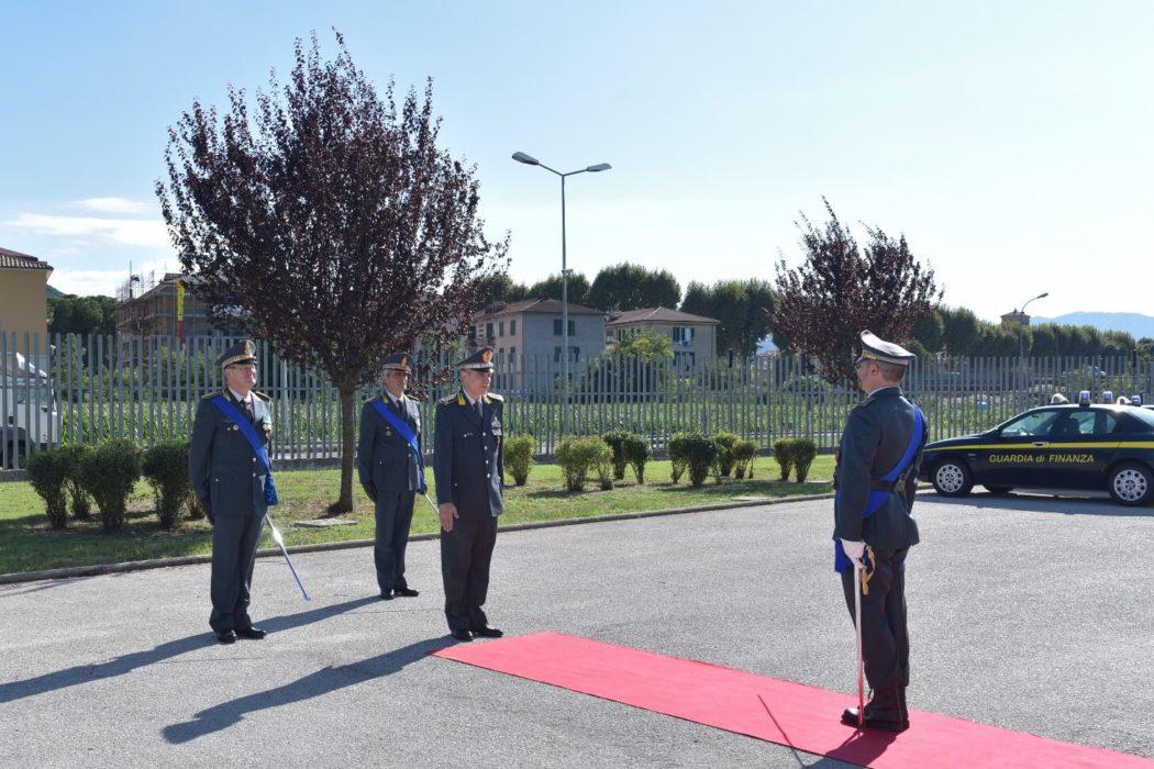 10eb7573bf Cambio al vertice del comando provinciale della Guardia di Finanza di Rieti