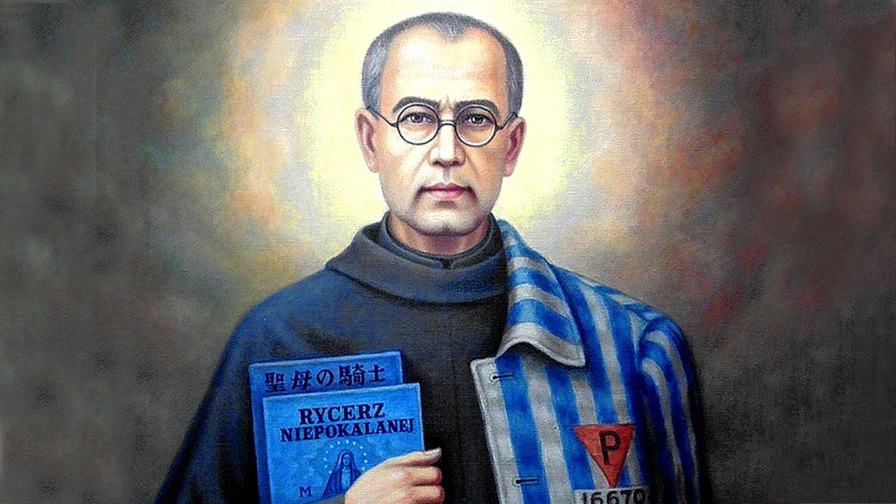 Fiaccolata per San Maximilian Kolbe