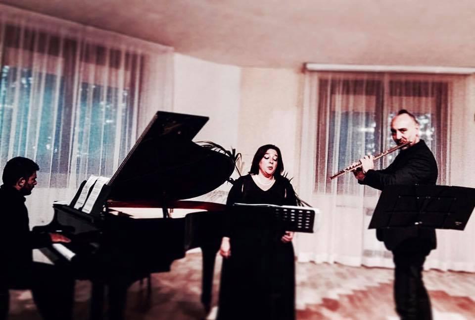 Musi' trio live@Terminillo