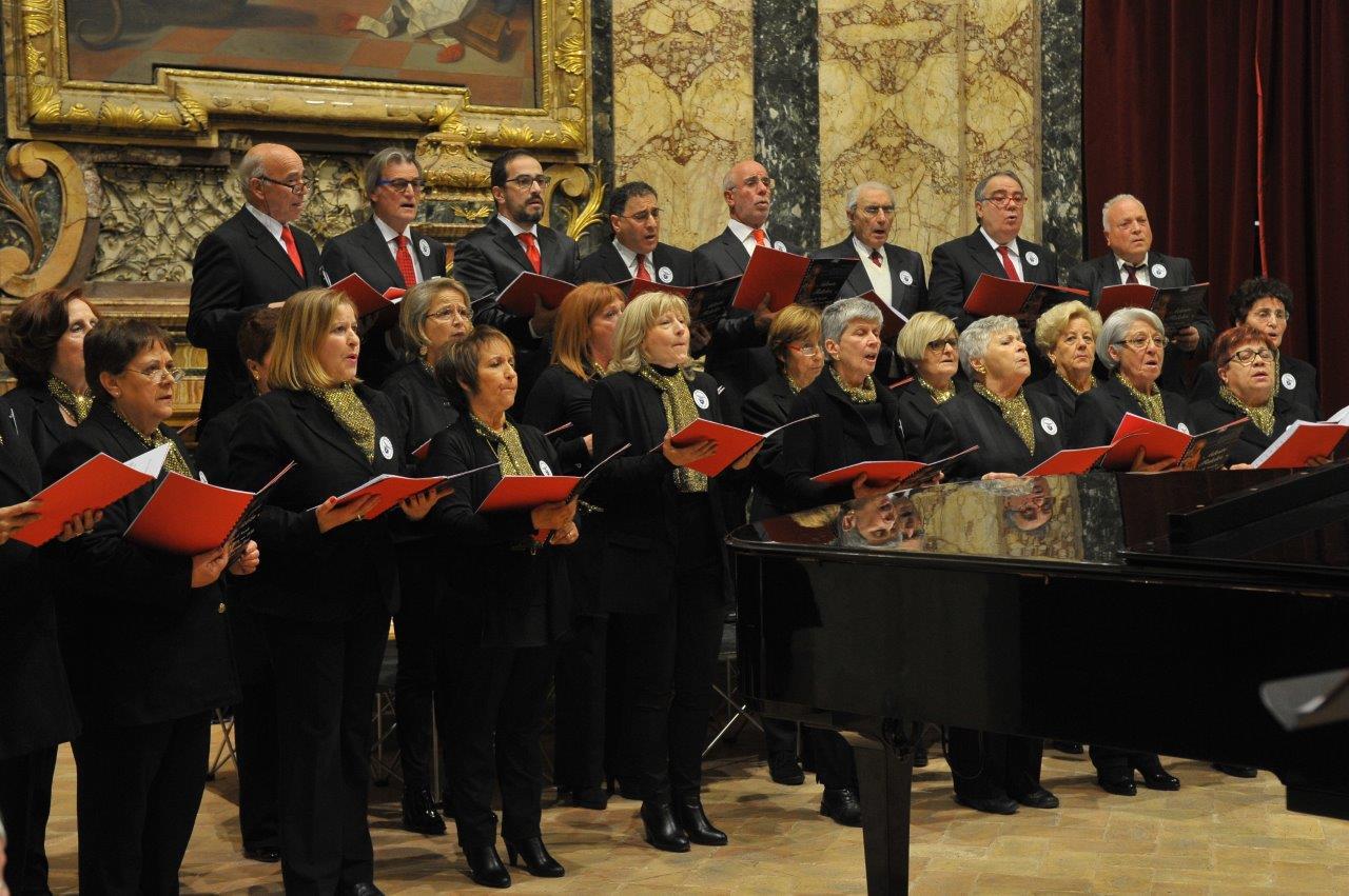 Cori delle terre del sisma del Centro d'Italia / Concerto lirico corale