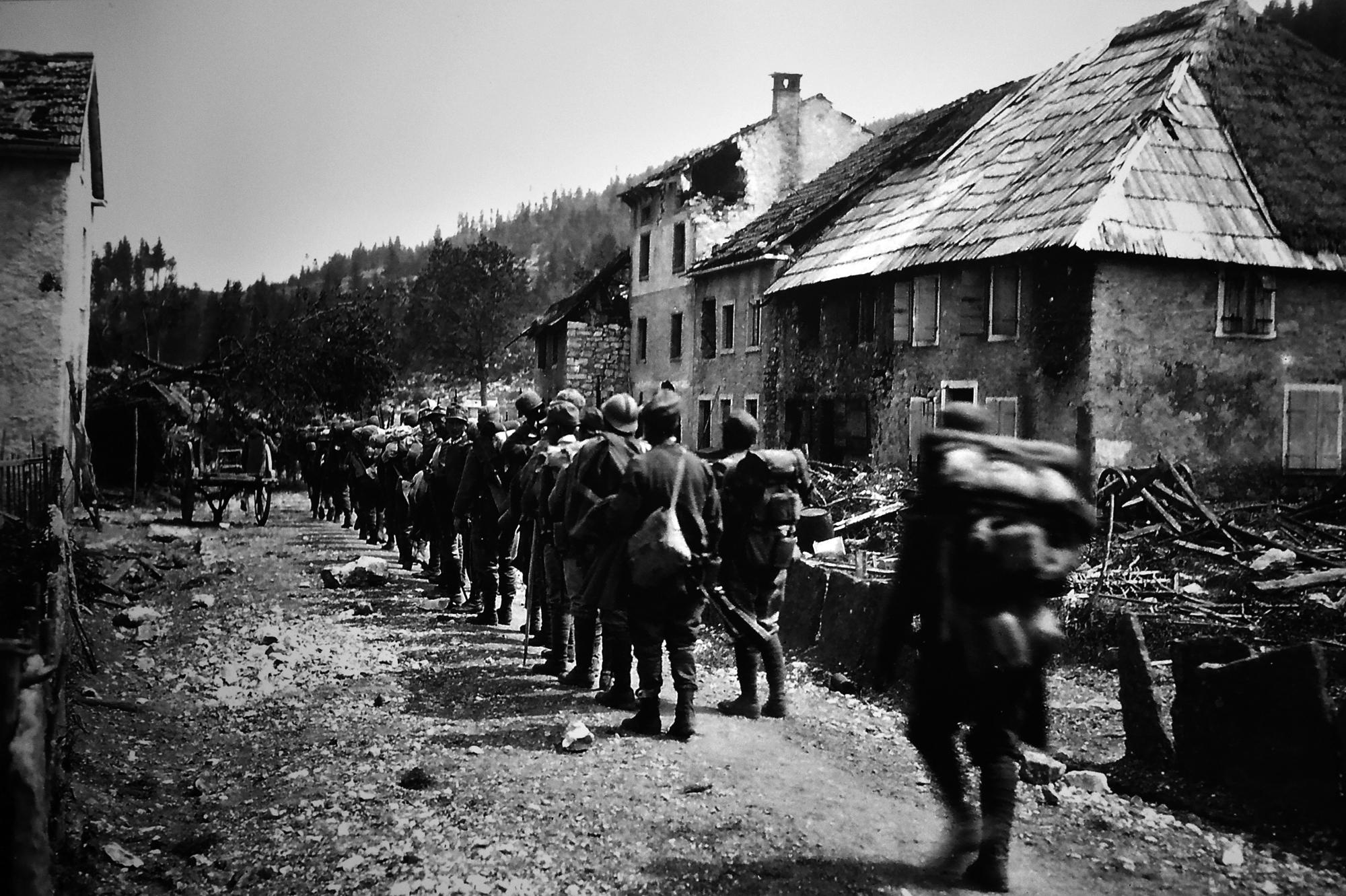 """""""La Grande Guerra 1914-18 e i sui riflessi nell'Alta Sabina e nel Cicolano"""""""