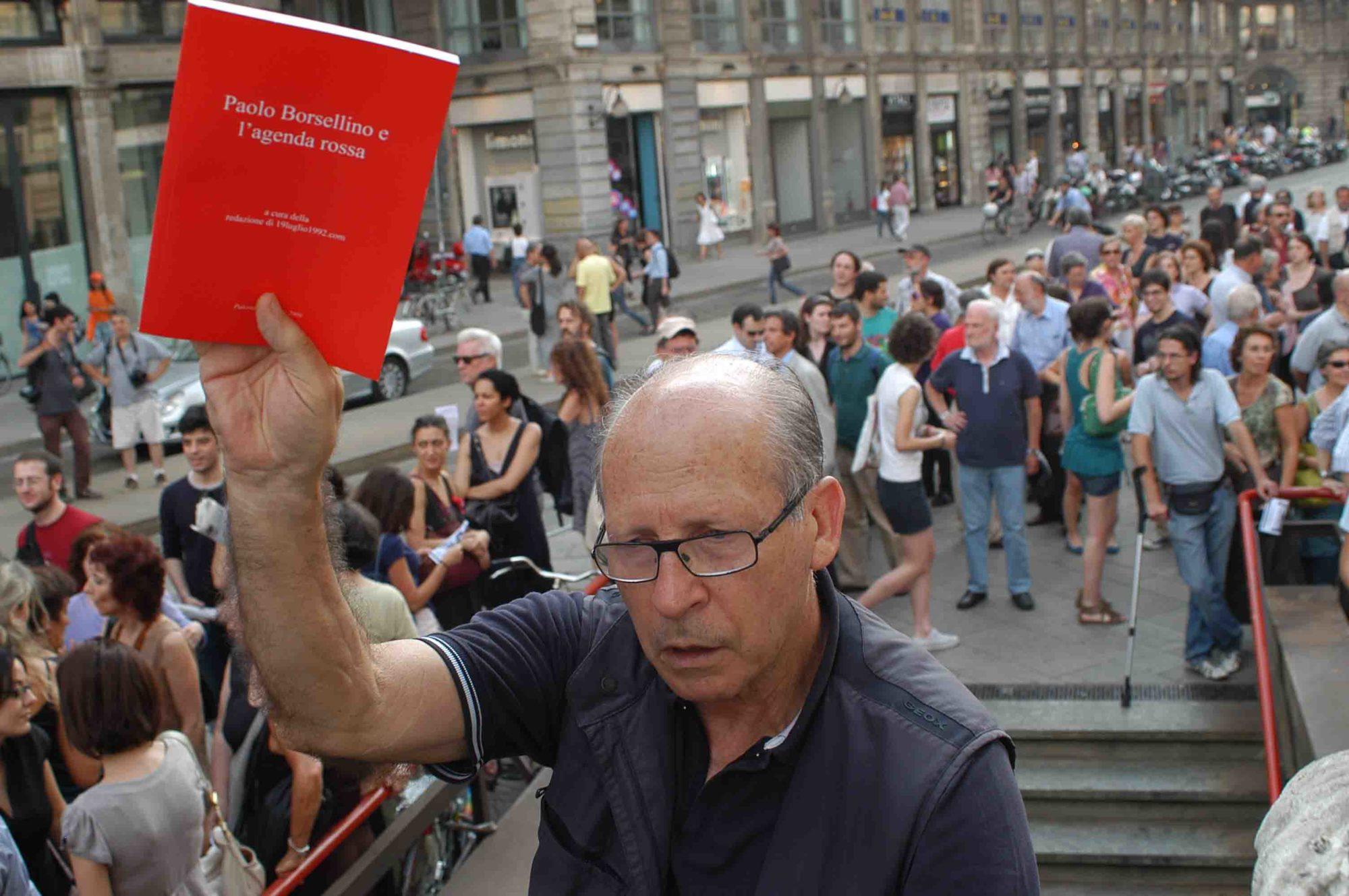 """""""Depistaggi e verità nascoste"""", Salvatore Borsellino incontra gli studenti"""