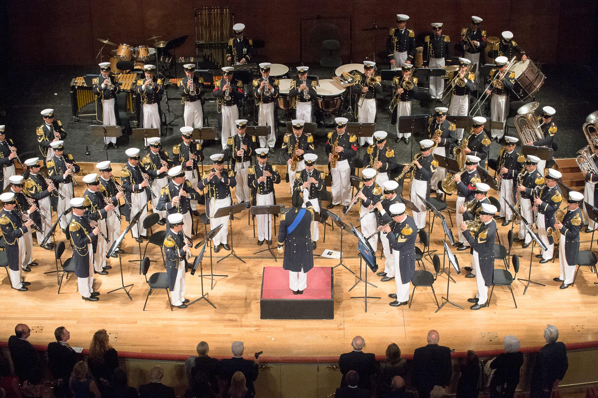 Concerto della Banda Musicale della Marina Militare