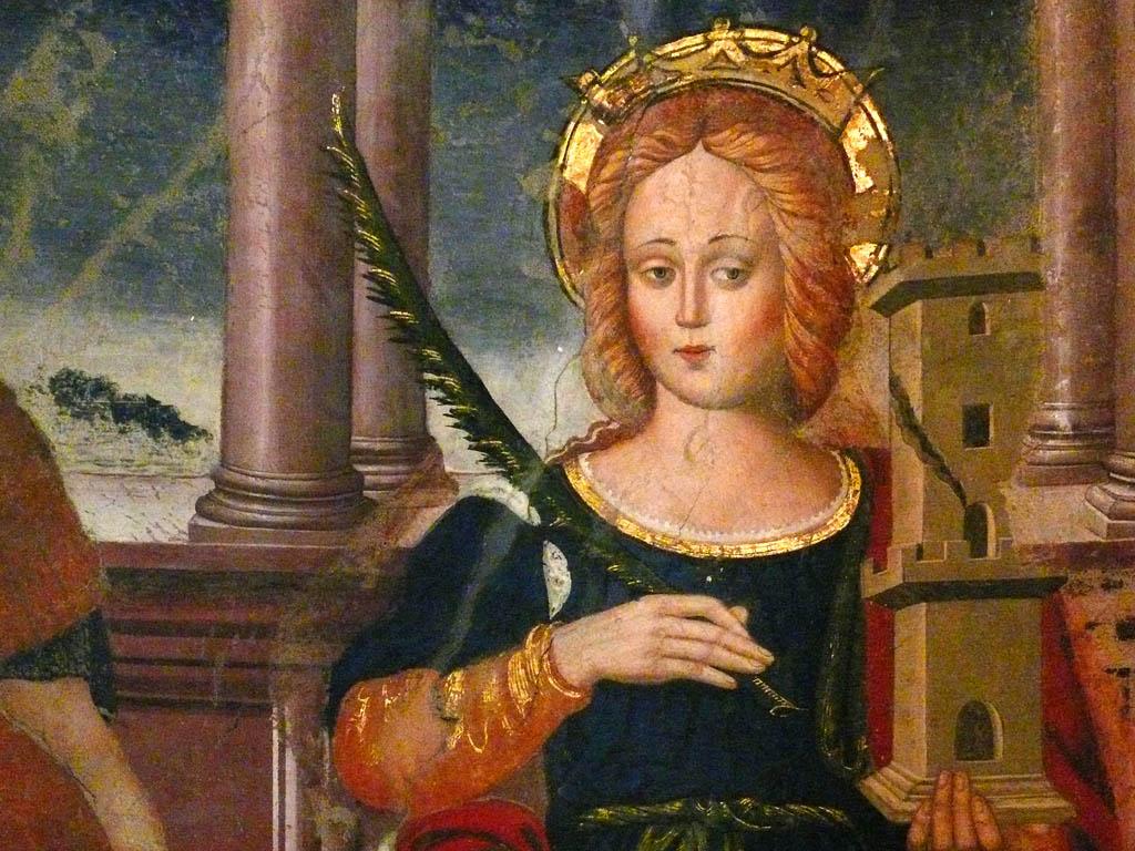 """""""Barbara, suor Agostina e le altre donne. Dal martirio al femminicidio"""""""