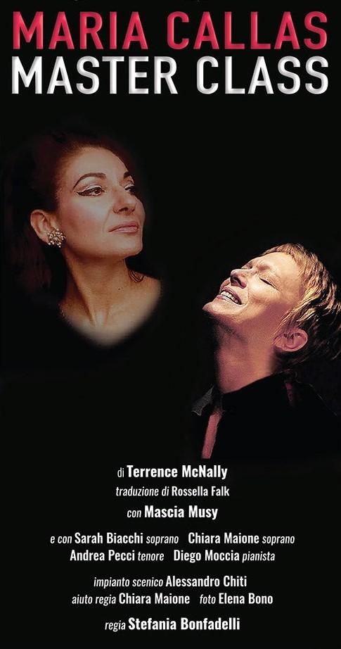 """Teatro Manlio / """"Maria Callas"""""""