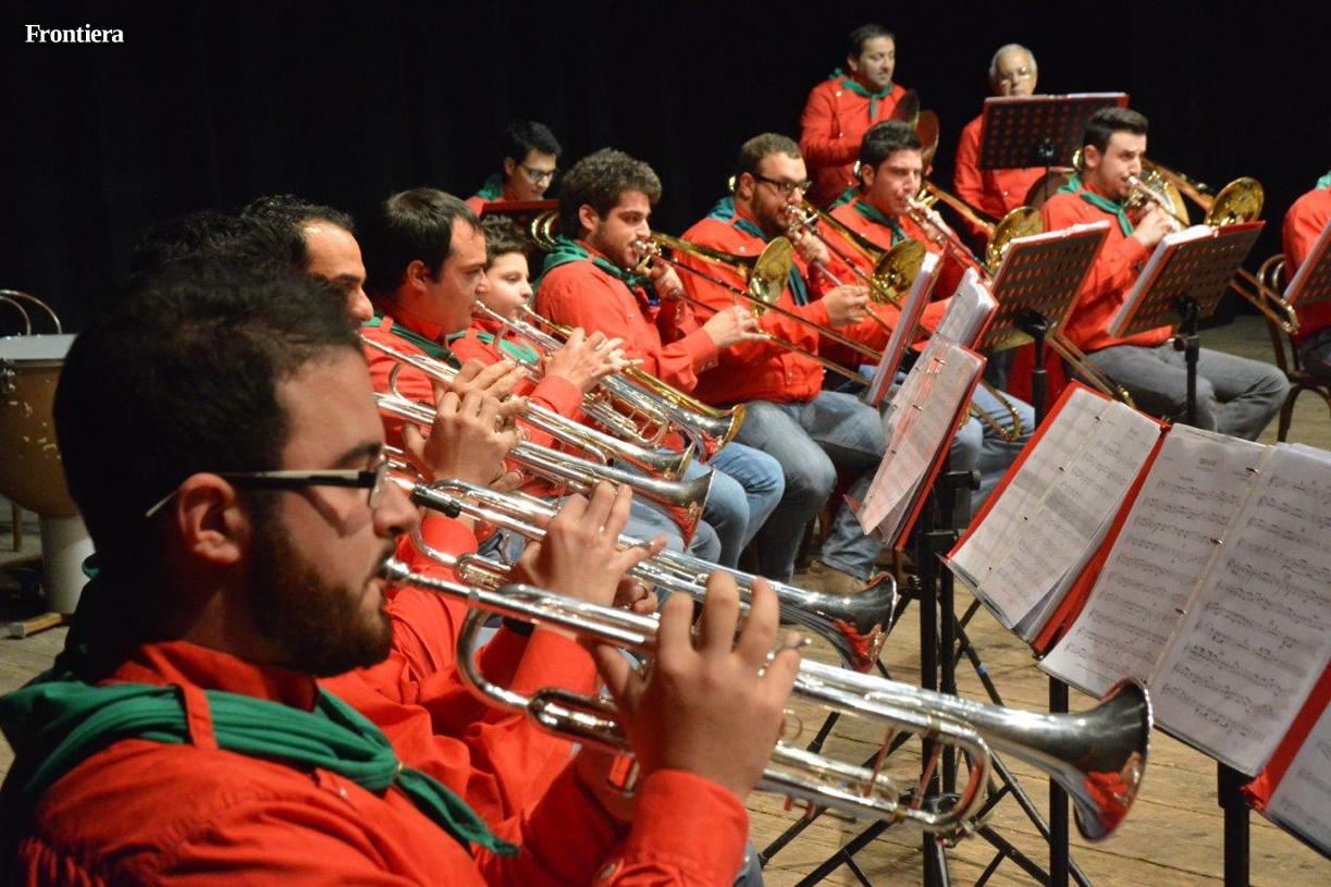 Banda Nazionale Garibaldina in concerto
