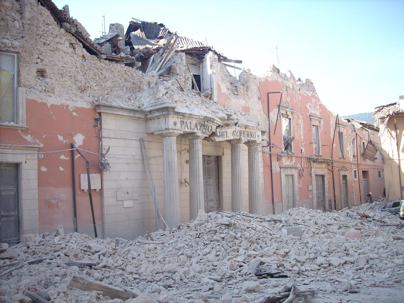 Cerimonia commemorazione vittime reatine sisma 2009