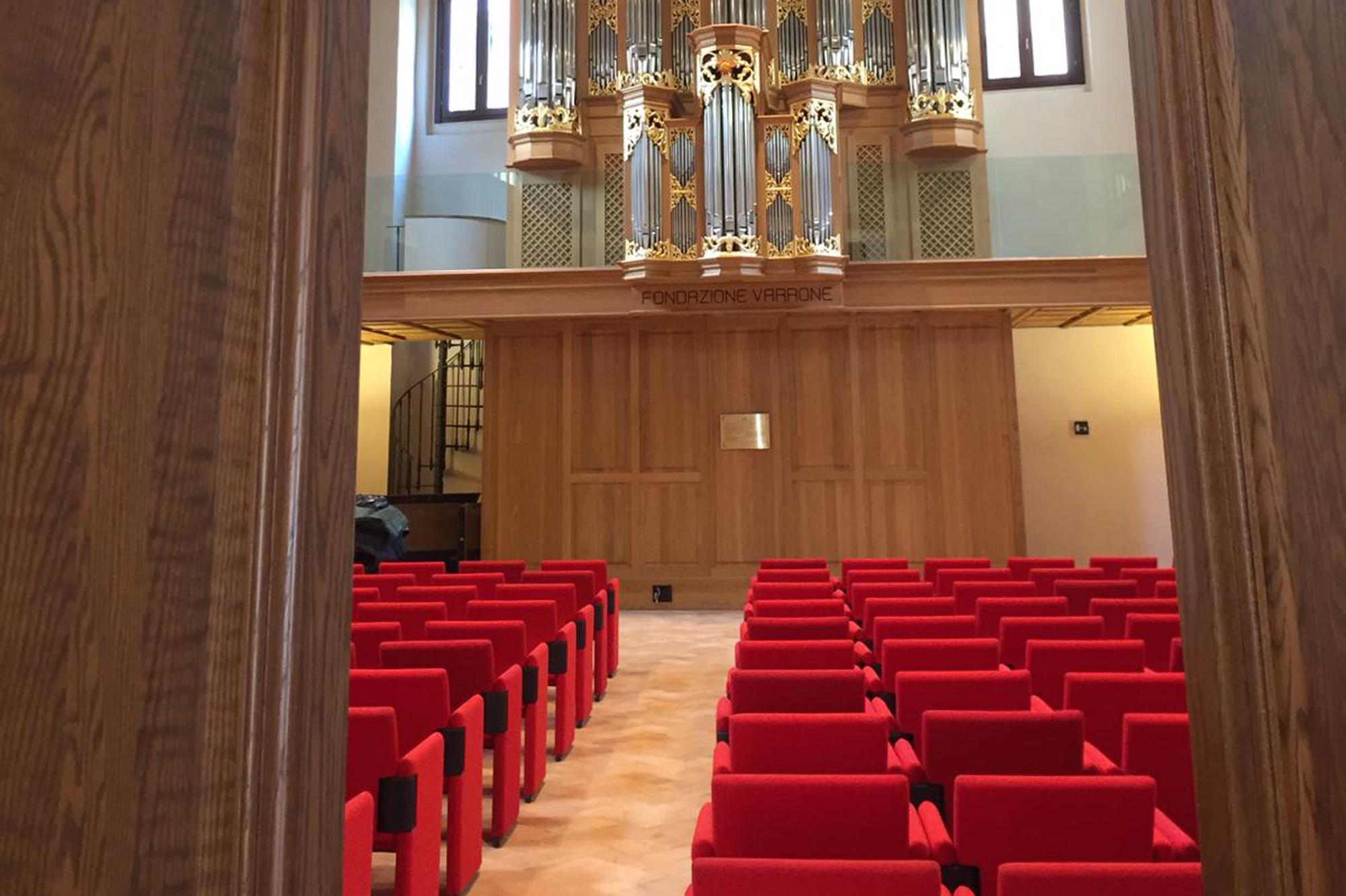 Con Francesco nella Valle / Concerto d'organo