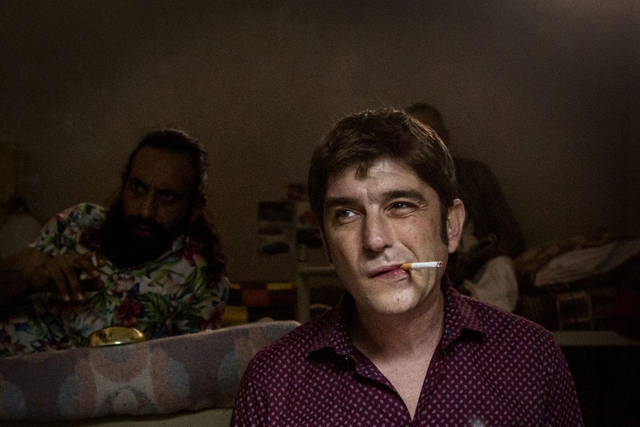 ARTEr.i.e / Fabrizio Moscato intervista l'attore romano Libero De Rienzo