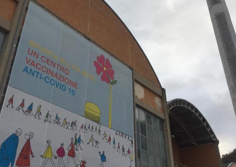 Ex Stabilimento Bosi Il Centro Vaccinale Anti Covid19 E Pronto Lunedi L Inaugurazione
