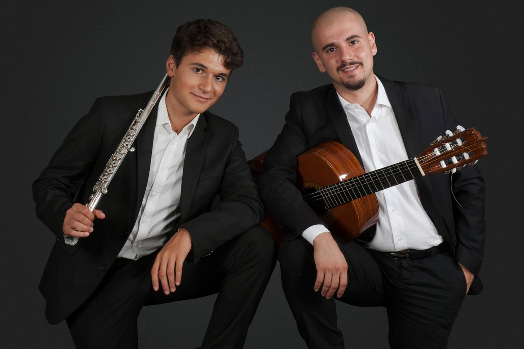 Labro Festival   Duo Synfoné