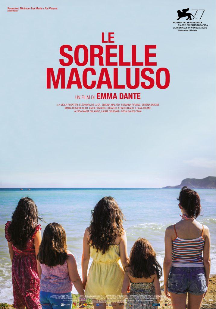 """Libri a tutto schermo / """"Le sorelle Macaluso"""" di Emma Dante"""