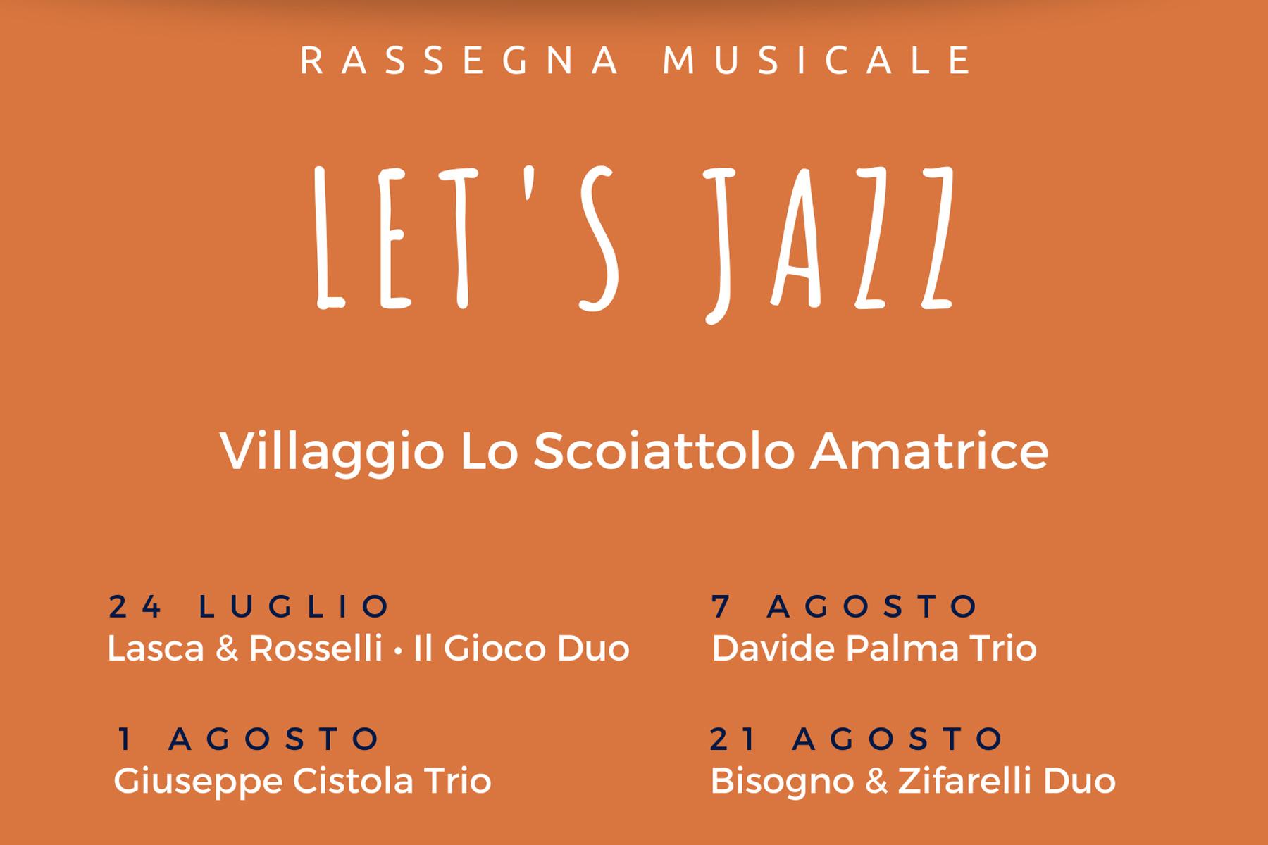 Let's Jazz / Giuseppe Cistola Trio