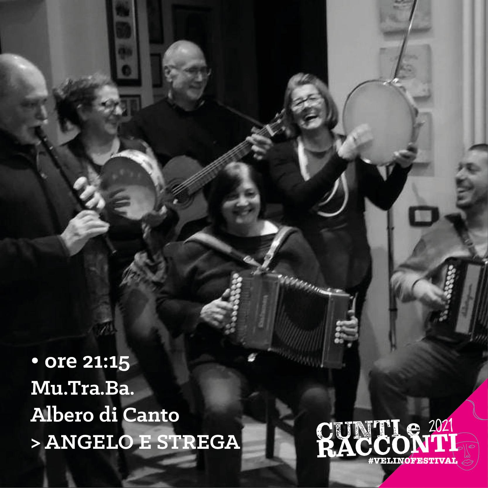 Cunti e Racconti Velino Festival / Albero di Canto