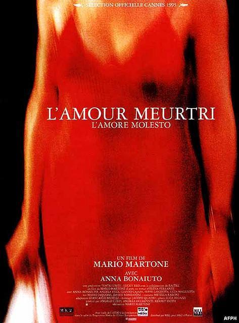 """Libri a tutto schermo / """"L'amore molesto"""" di Mario Martone"""
