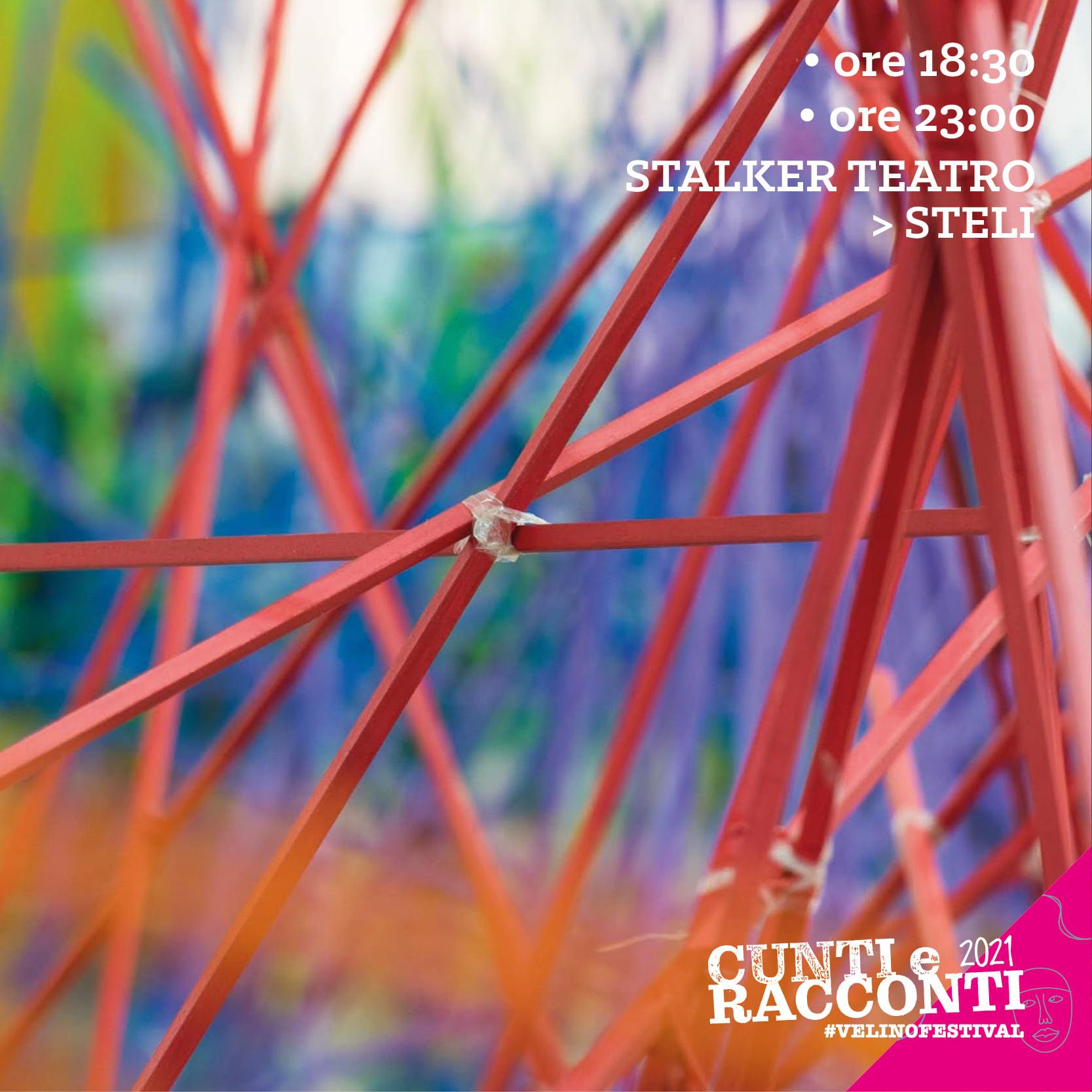 Cunti e Racconti Velino Festival / Steli
