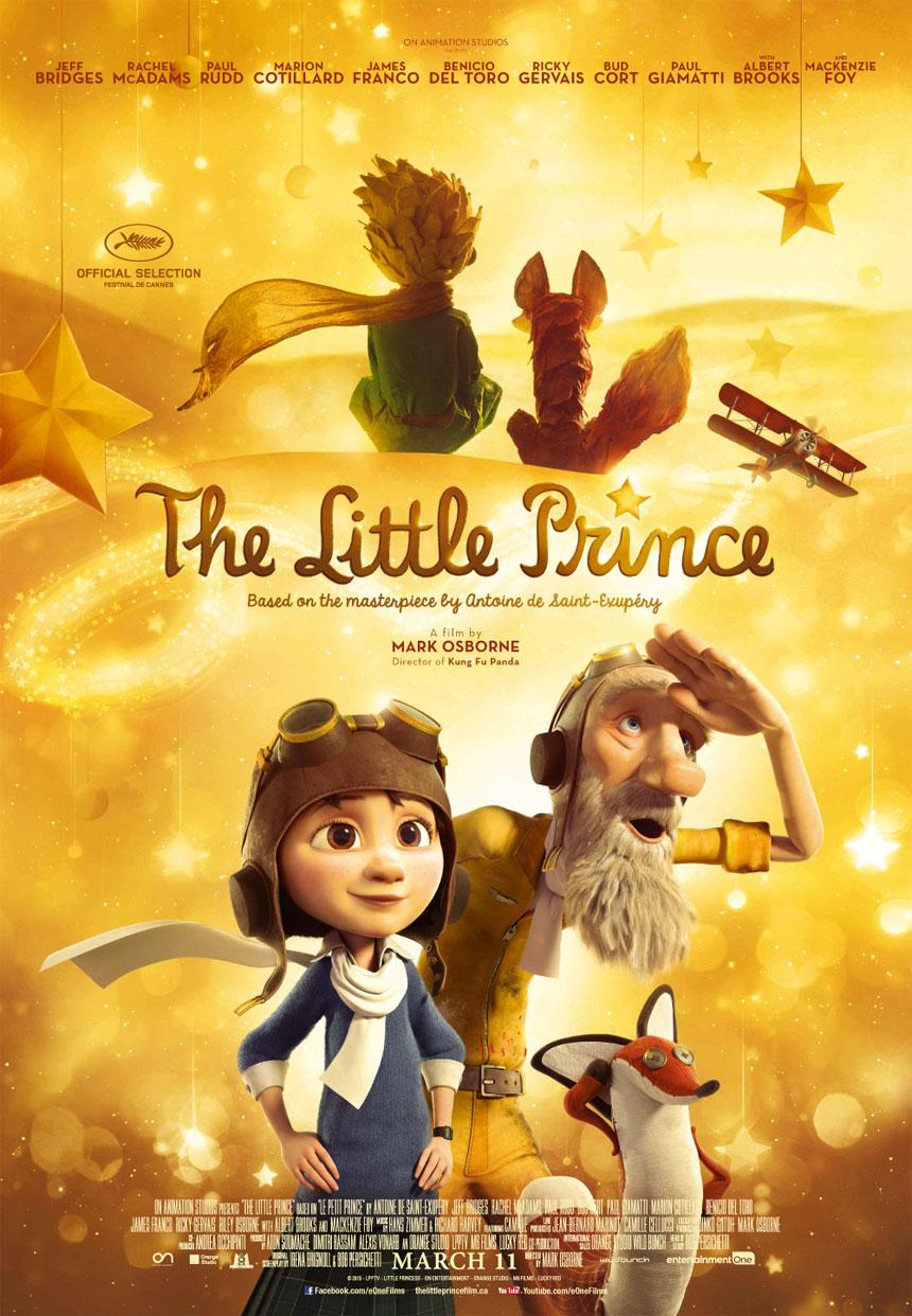 """Libri a tutto schermo / """"Il piccolo principe"""" di Mark Osborne"""