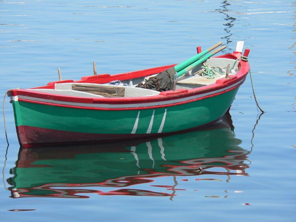 Parti Di Una Barca la passione di gesù per la barca di pietro