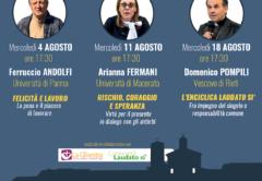 """Tre incontri per essere umani / Ferruccio Andolfi: """"Felicità e lavoro. La pena e il piacere"""""""
