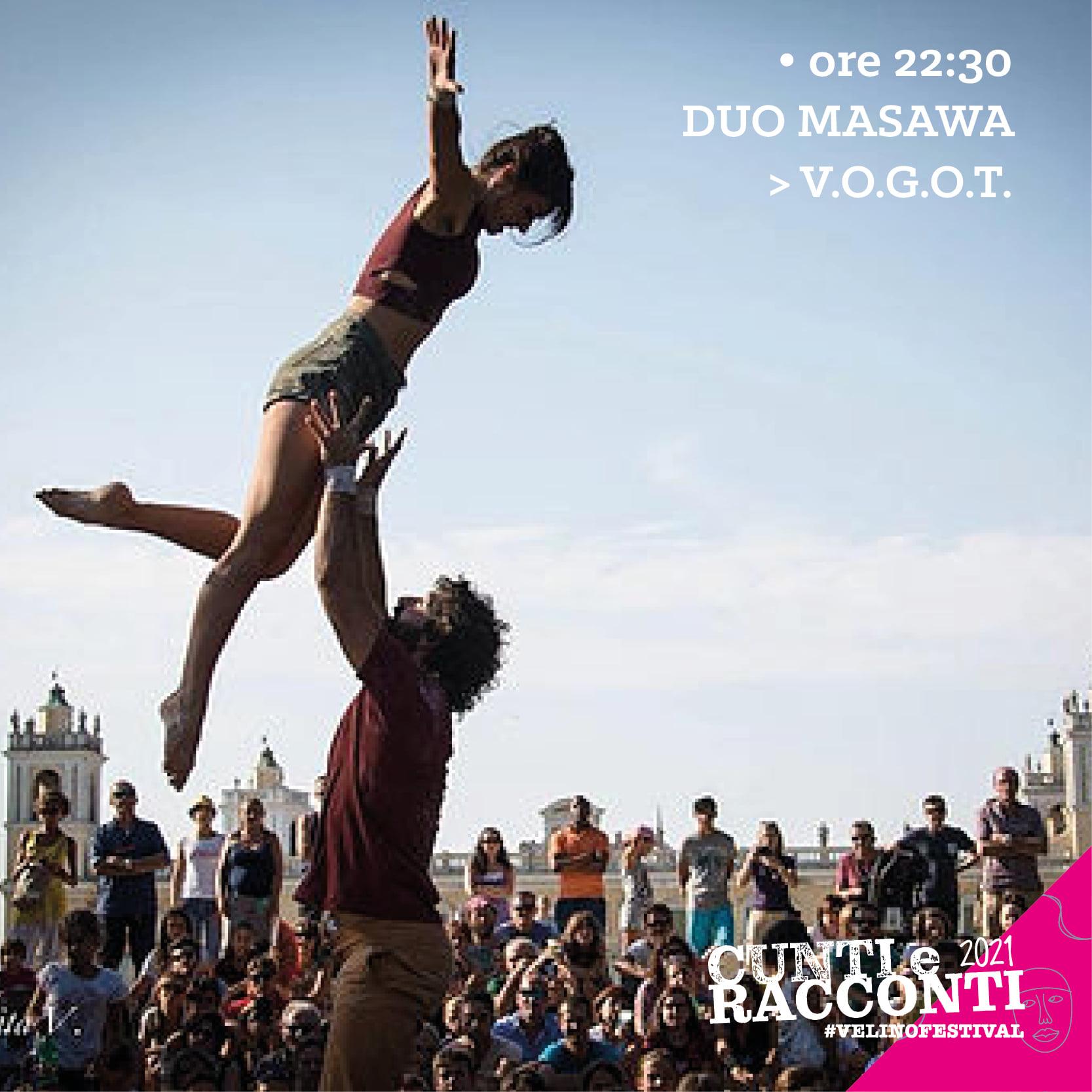 Cunti e Racconti Velino Festival / V.O.G.O.T.